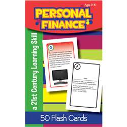 Personal Finance Flash Cards Gr 4, LEP901110LE