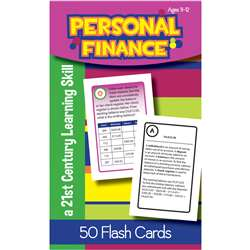 Personal Finance Flash Cards Gr 6, LEP901112LE