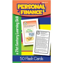 Personal Finance Flash Cards Gr 7, LEP901113LE