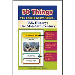 50 Things You Should Know About Us History The Mid, LEP901127LE