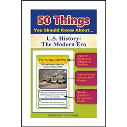 50 Things You Should Know About Us History The Mod, LEP901128LE