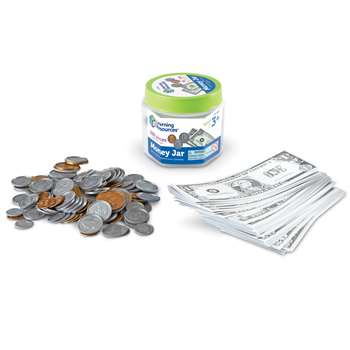 Money Jar By Learning Resources