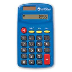 Primary Calculator Single By Learning Resources