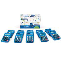 Primary Calculator Set Of 10 By Learning Resources