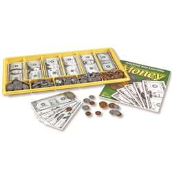 Giant Classroom Money Kit Gr K & Up By Learning Resources