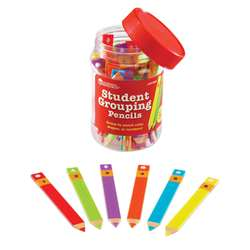 Student Gouping Pencils Set Of 36 By Learning Resources