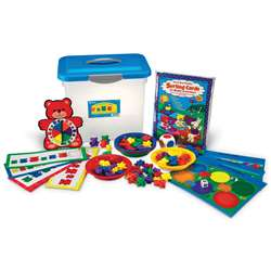 Three Bear Family Sort Pattern Play Gr Pk-2 Activity Set By Learning Resources