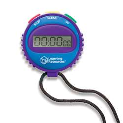 Simple Stopwatch By Learning Resources