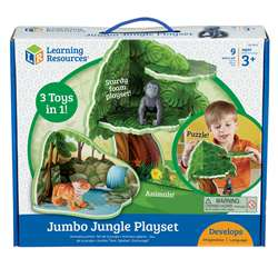Jumbo Jungle Play Set, LER0832