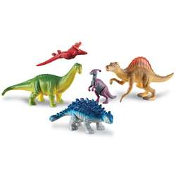 Jumbo Dinosaurs Figurines Expansion #2 (Set Of 5 ), LER0837