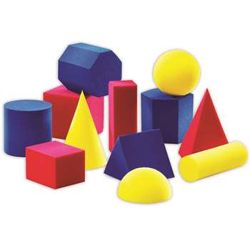 Everyday Shapes Activity Set By Learning Resources