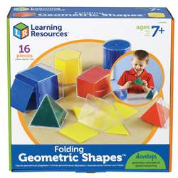 Folding Geometric Solids By Learning Resources