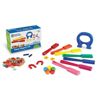 Classroom Magnet Lab Kit By Learning Resources