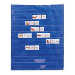 Standard Pocket Chart 33.5 X 42 By Learning Resources