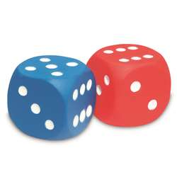 Foam Dice Dot By Learning Resources