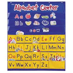 Alphabet Interactive Pocket Chart By Learning Resources