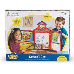 Pretend & Play School Set By Learning Resources