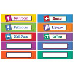 Magnetic Hallway Passes By Learning Resources