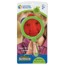 Primary Science Color Mixing Lenses By Learning Resources