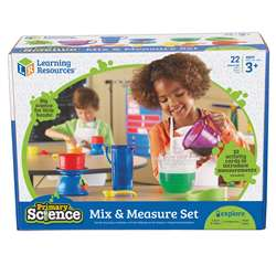 Primary Science Mix & Measure Set By Learning Resources