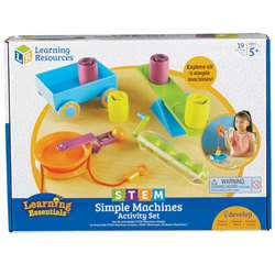 Stem Simple Machines Activity Set, LER2824
