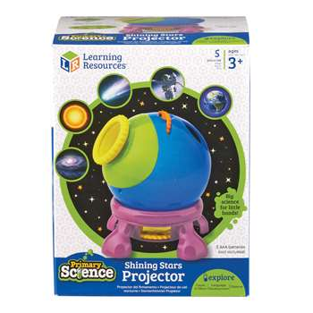 Primary Science Shining Stars Projector, LER2830