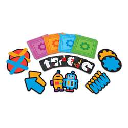 Lets Go Code Activity Set, LER2835