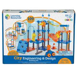 City Builder Engineering Set, LER2843