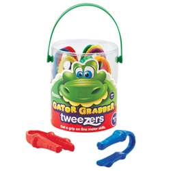 Gator Grabber Tweezers By Learning Resources