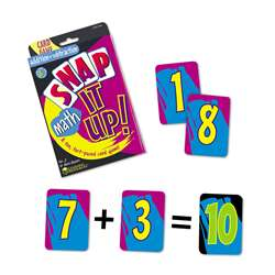 Snap It Up Addition/Subtraction Gr 1 & Up By Learning Resources