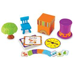 "Fox "" A Box Position Word Activity Set, LER3201"