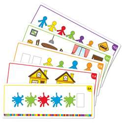 All About Me Activity Cards, LER3377