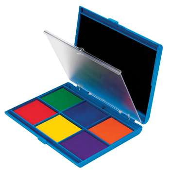 7-Color Doall Stamp Pad By Learning Resources