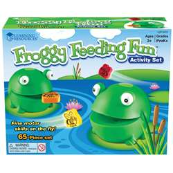 Froggy Feeding Frenzy By Learning Resources