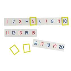 Magnetic Number Line By Learning Resources
