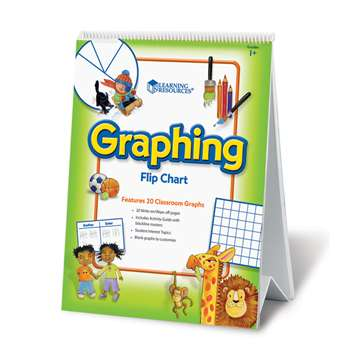 Flip Chart Graphing By Learning Resources
