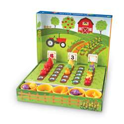 Veggie Farm Sorting Set, LER5553
