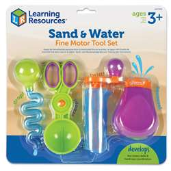 Sand And Water Fine Motor Set, LER5559