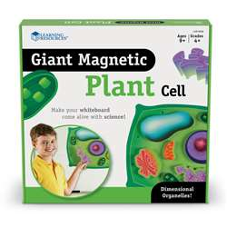 Magnetic Plant Cells By Learning Resources