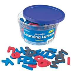 Magnetic Learning Letters Lowercase By Learning Resources
