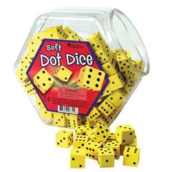 Hands On Soft Dot Dice By Learning Resources