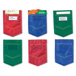 Mini Pockets Set Of 6 By Learning Resources