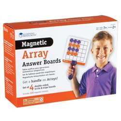 Magnetic Array Answer Boards, LER6647