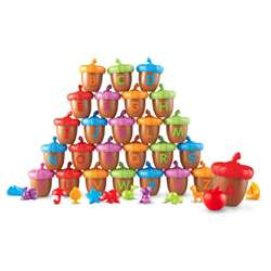 Alphabet Acorns Activity Set, LER6802