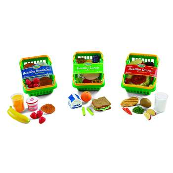 Pretend & Play Healthy Breakfast Set By Learning Resources