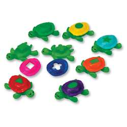 Smart Splash Shape Shell Turtles By Learning Resources