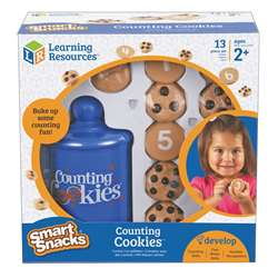 Shop Smart Snacks Counting Cookies 0-10 - Ler7348 By Learning Resources