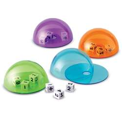 Dice Domes By Learning Resources