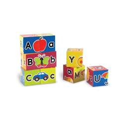 Alphabet Puzzle Blocks, LER7720
