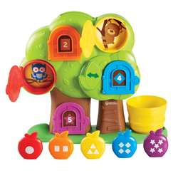 Hide & Seek Learning Treehouse, LER7741